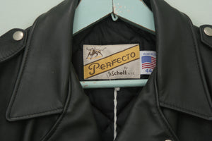 Near new Authentic Schott Perfecto Steerhide biker jacket Model #613