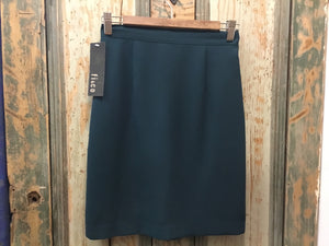 V 90s Le Secretary green skirt 6/8