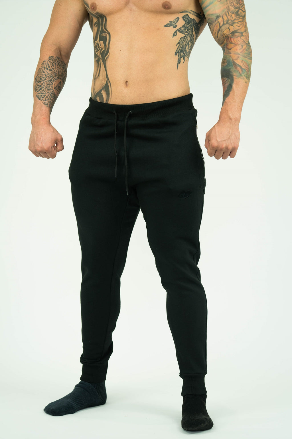 Men's Fitted Joggers - KARDIOMATTERS