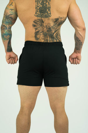 Mens Bodybuilding Quad Shorts - KARDIOMATTERS