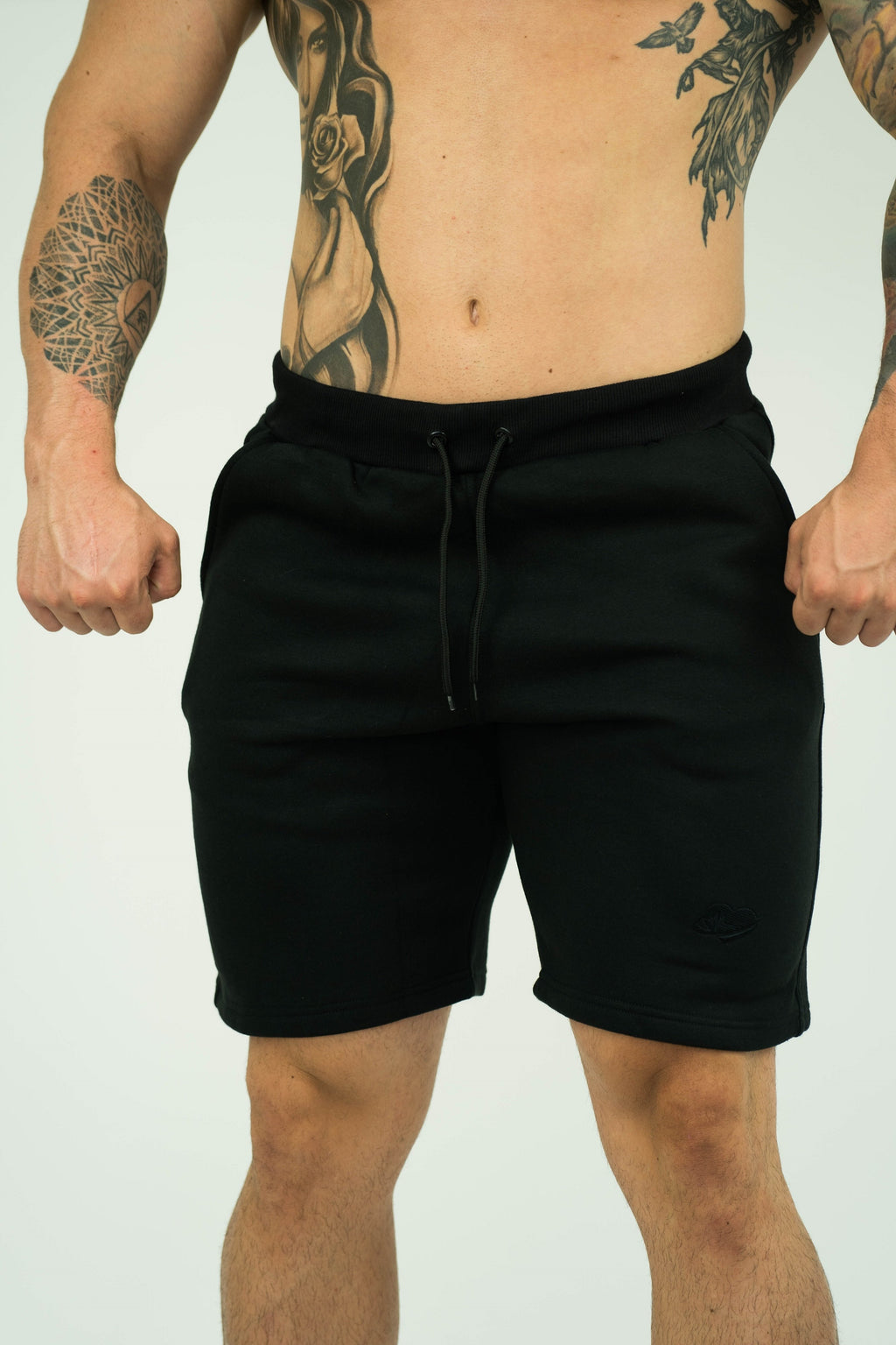 Mens Casual Long Shorts