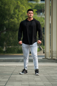 Men's Side Stripe Joggers - KARDIOMATTERS