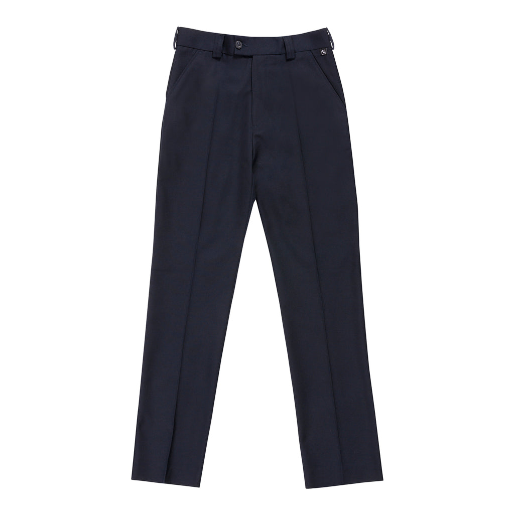 Virginian Boys Navy School Trousers - Bernard Owens