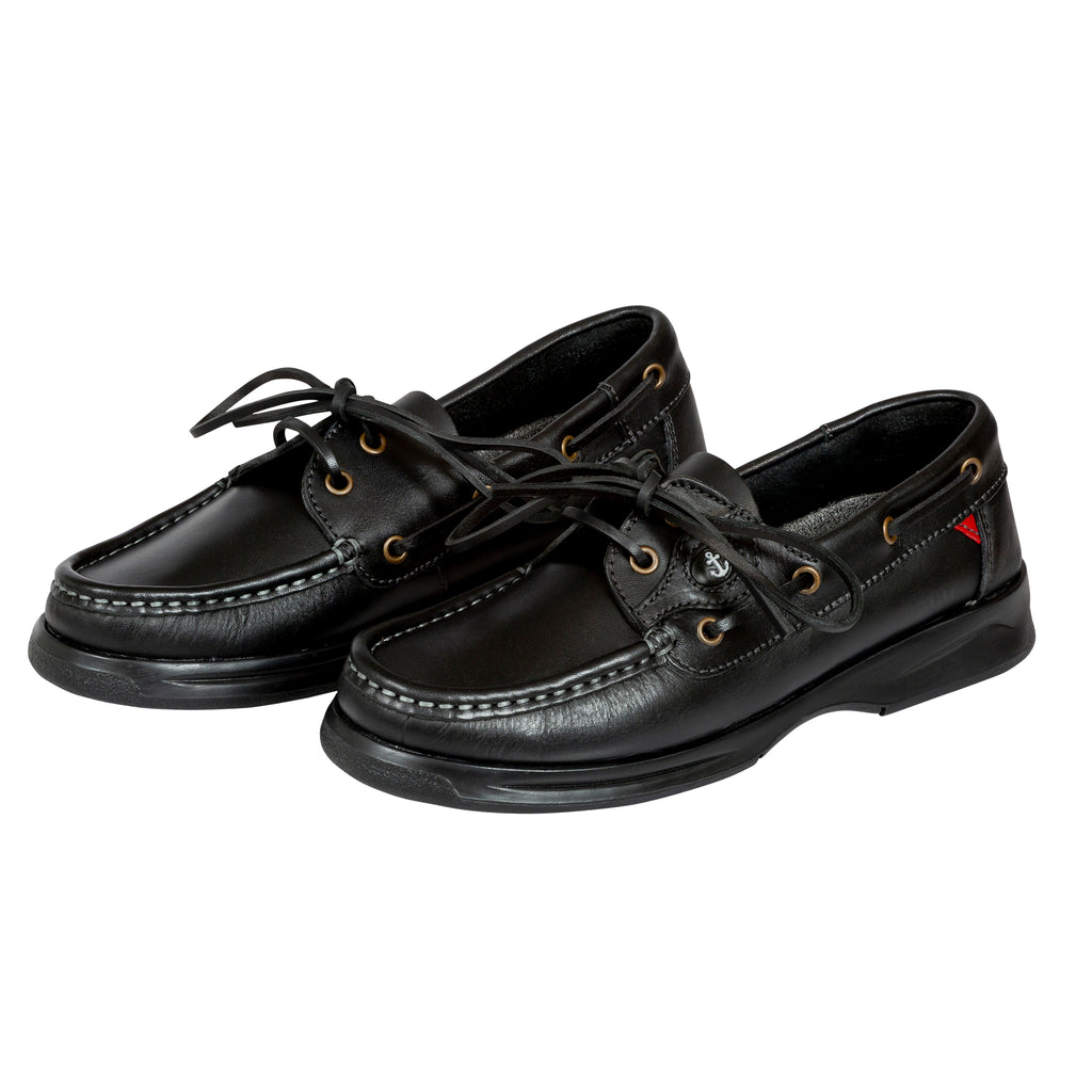 Cois Life Black Deck Shoes - Bernard Owens