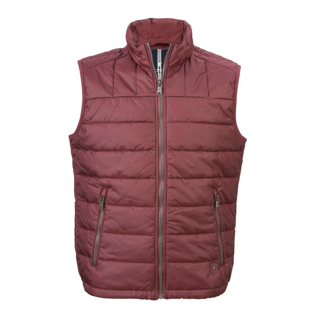 Sea Barrier Quilted Gilet - Bernard Owens