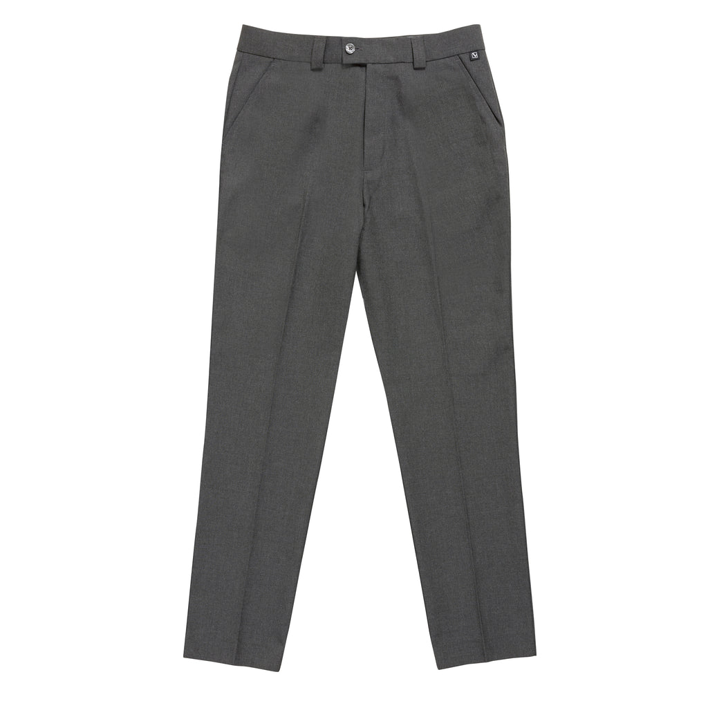 Virginian Grey Senior Trousers - Bernard Owens
