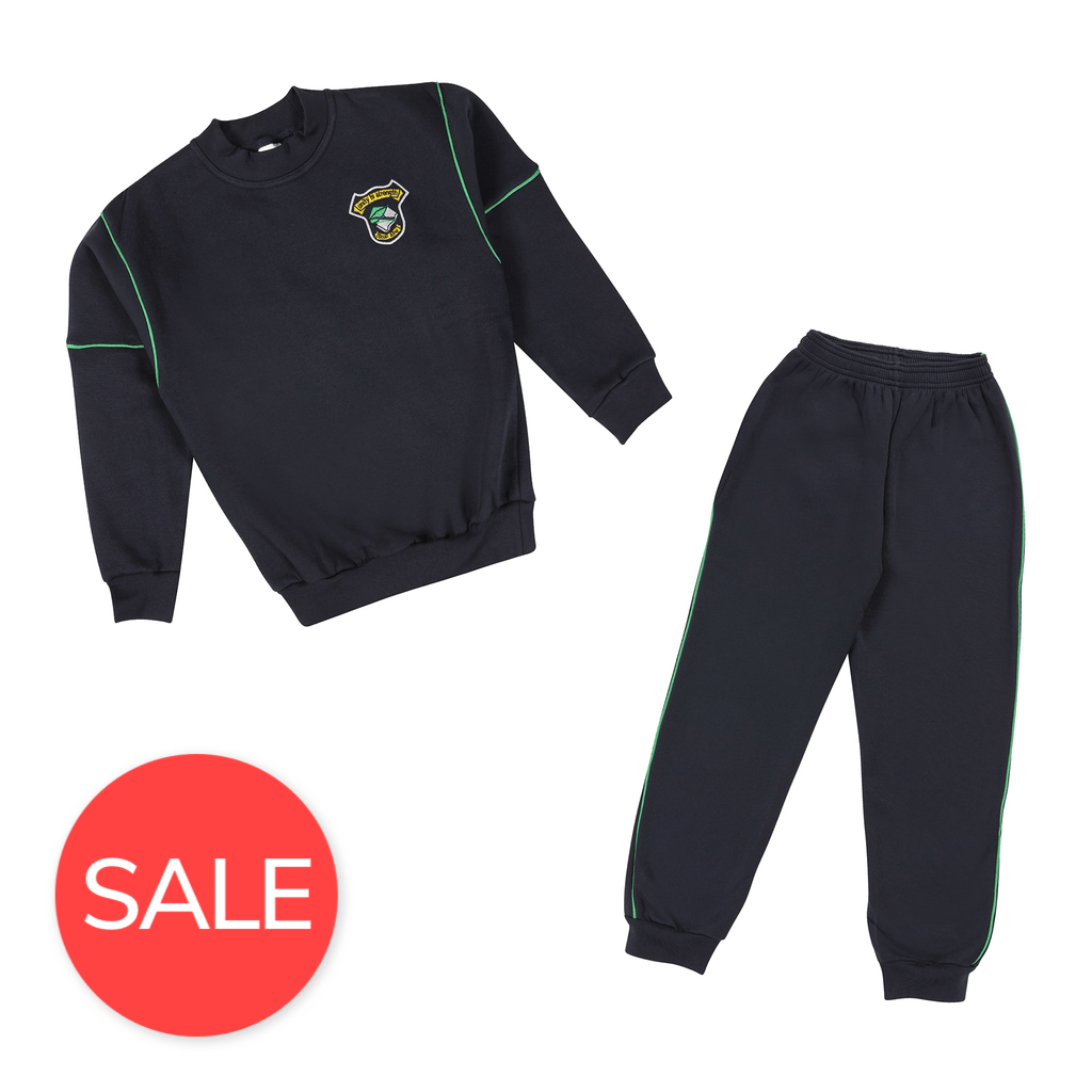 Scoil Áine Naofa Tracksuit (Reduced To Clear) - Bernard Owens
