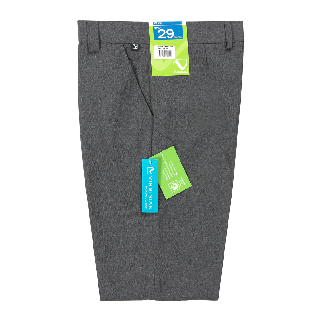 Virginian Youths Grey Trousers - Bernard Owens