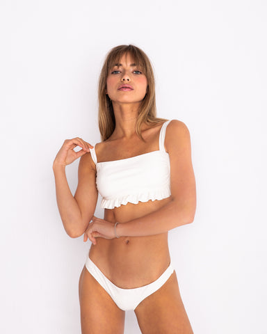 BIKINI SAINT TROPEZ COLOR CHOCOLATE LUREX