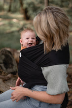 Load image into Gallery viewer, Baby wearing. Baby Wrap Carrier. Newborn. Australian Baby Carrier. Baby carrier australia. Baby Wrap Carrier Australia