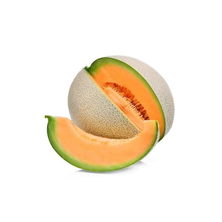 Organic Cantaloupe Melons - each Larry's Online Delivery