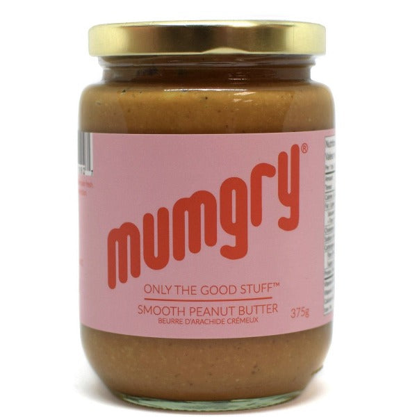 Mumgry Smooth Peanut Butter Spreads and Nut Butters Spreads and Nut Butters