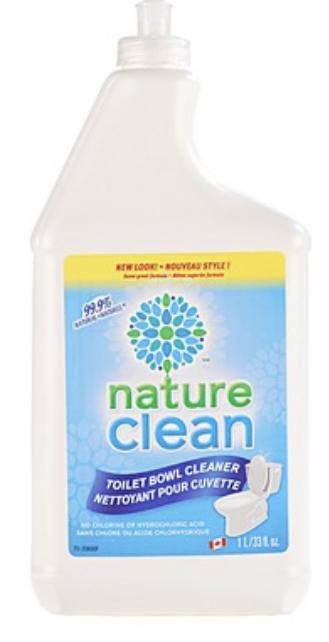Nature Clean Toilet Bowl Cleaner 1L Cleaning Products Cleaning Products