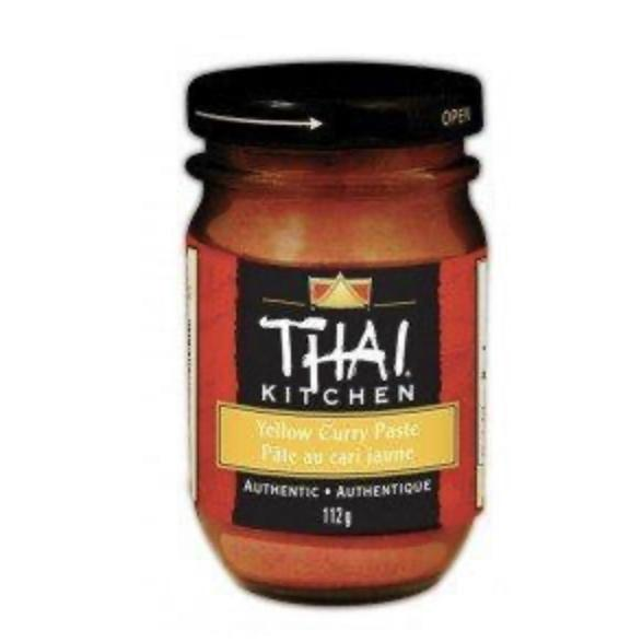 Thai Kitchen Yellow Curry Paste Canned Vegetables and Sauces Canned Vegetables and Sauces