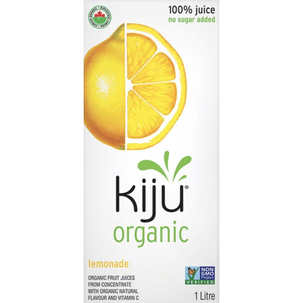 Kiju 1L Organic Lemonade 1L Drinks Drinks