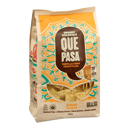 Que Pasa Salted Tortilla Chips snacks Snacks