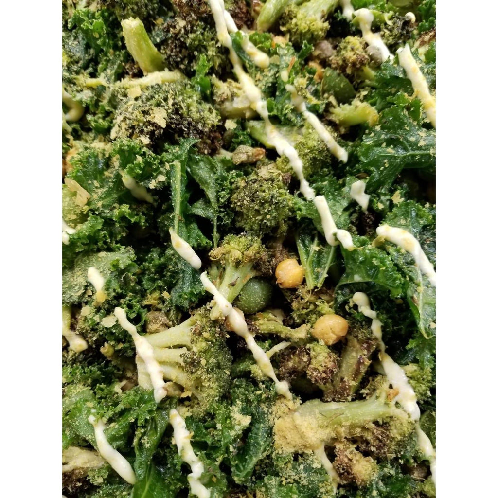 Brassica Kale Caesar- per person Holiday Dinner Sides Holiday Dinner Sides