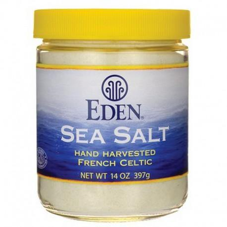 Eden French Sea Salt 397 grams Pantry Pantry
