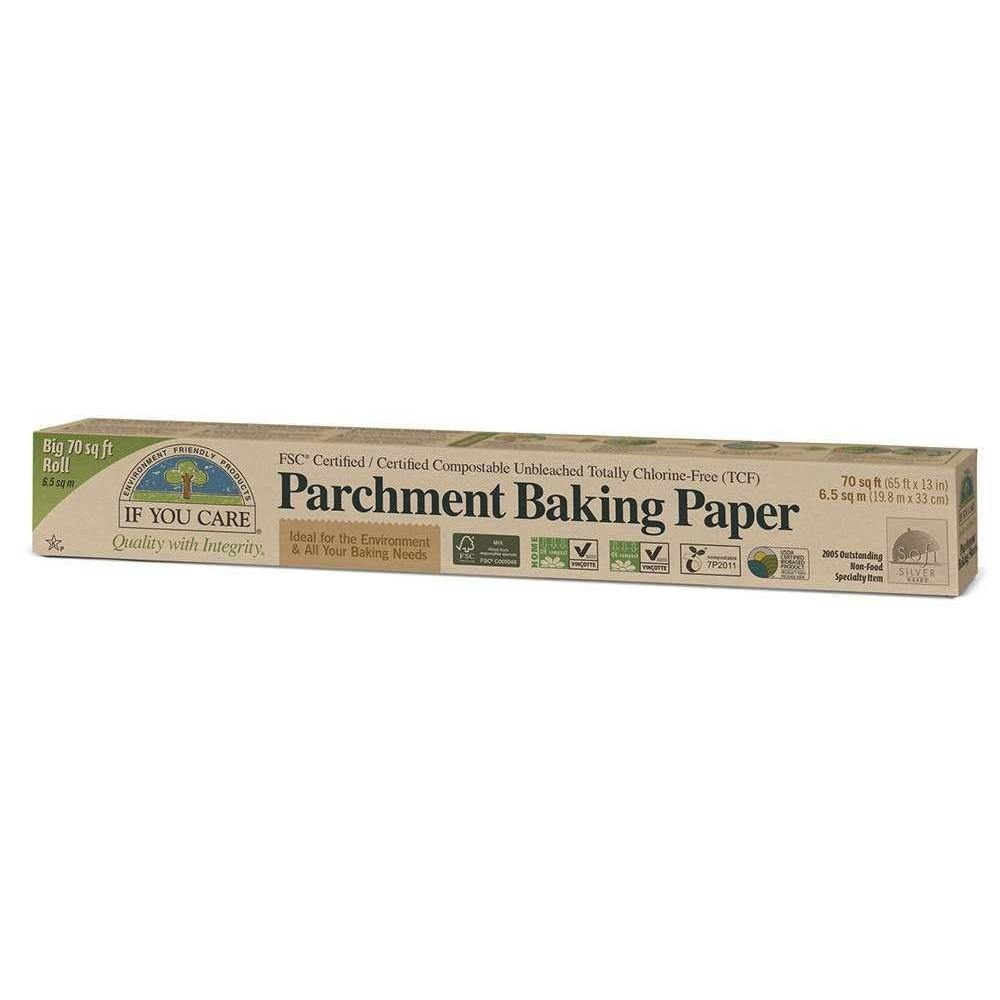 If You Care Parchment Baking Paper 70 Sq Ft - Larry's Online Delivery