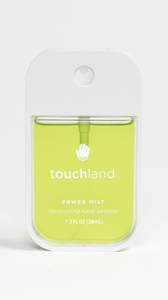 Touchland - Aloe Vera Power Mist | Accessories - Skin Care