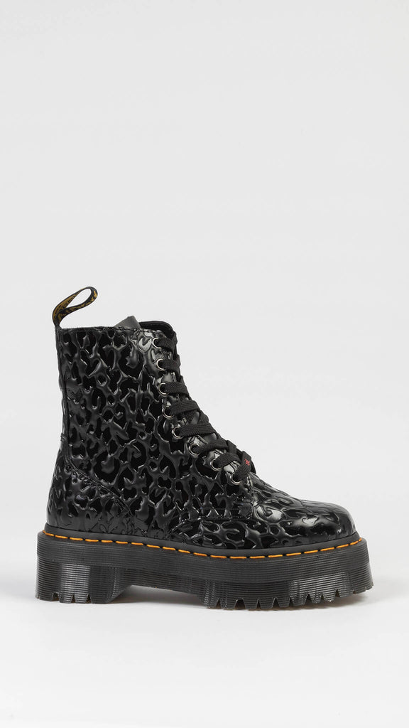 Dr. Martens x X-Girl - Jadon x X-Girl Smooth | Shoes - Boots
