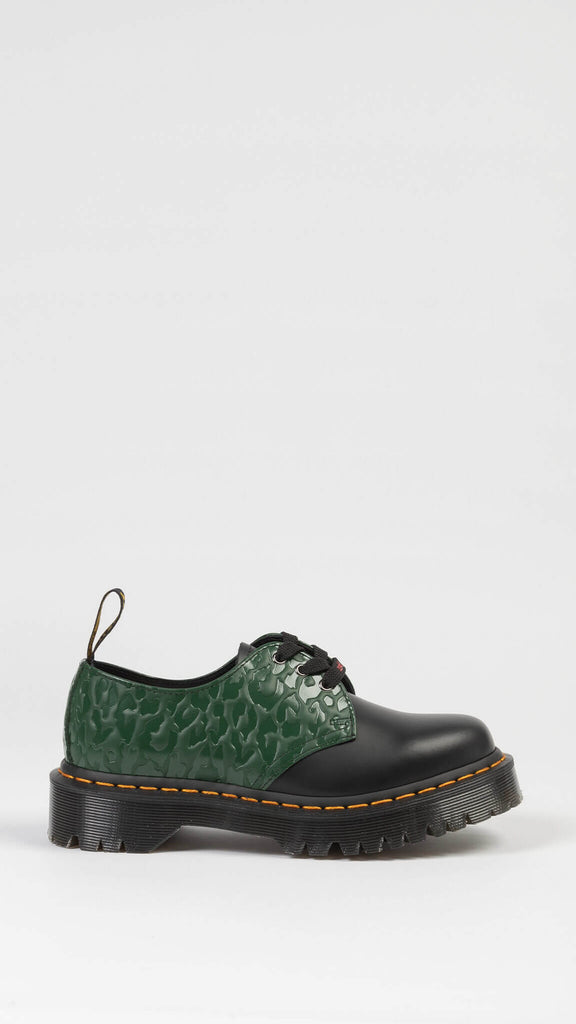 Dr. Martens x X-Girl - 1461 Bex x X-Girl Smooth | Shoes - Sandals