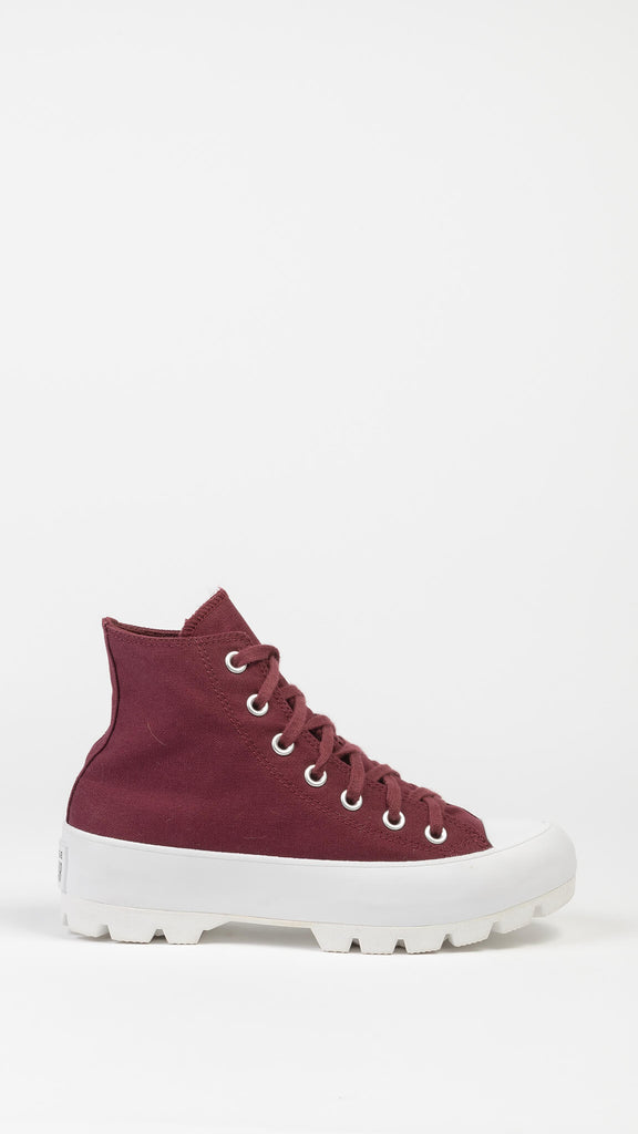 Converse - Brick and Natural CTAS Lugged High Top | Shoes - Sneakers