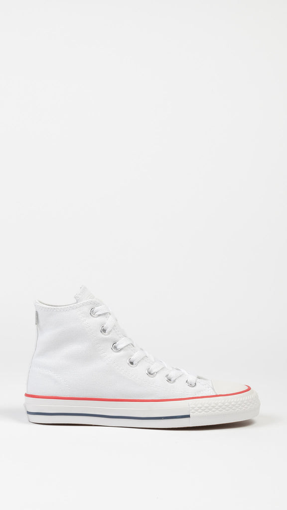 Converse - White Chuck Taylor All-Star Pro High Top Sneakers | Shoes - Sneakers