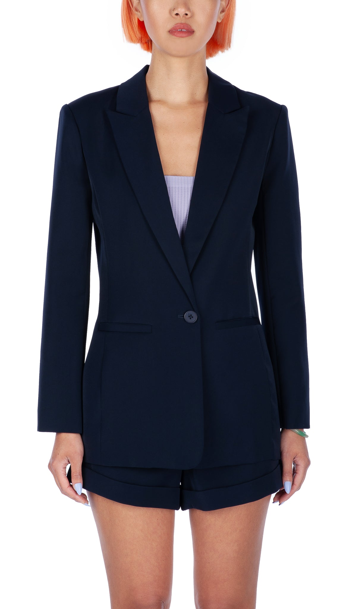 Grey Garden, Rosewood Blazer, Clothing - Jackets & Coats - Blazers - Editorial Boutique