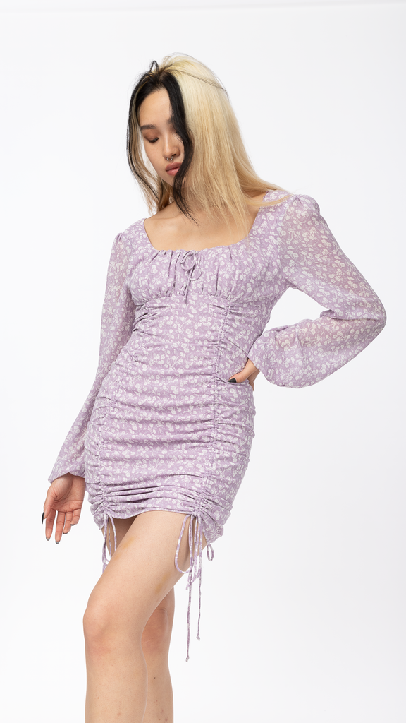 Sweet Dreams - Lilac Dress | Clothing - Dresses
