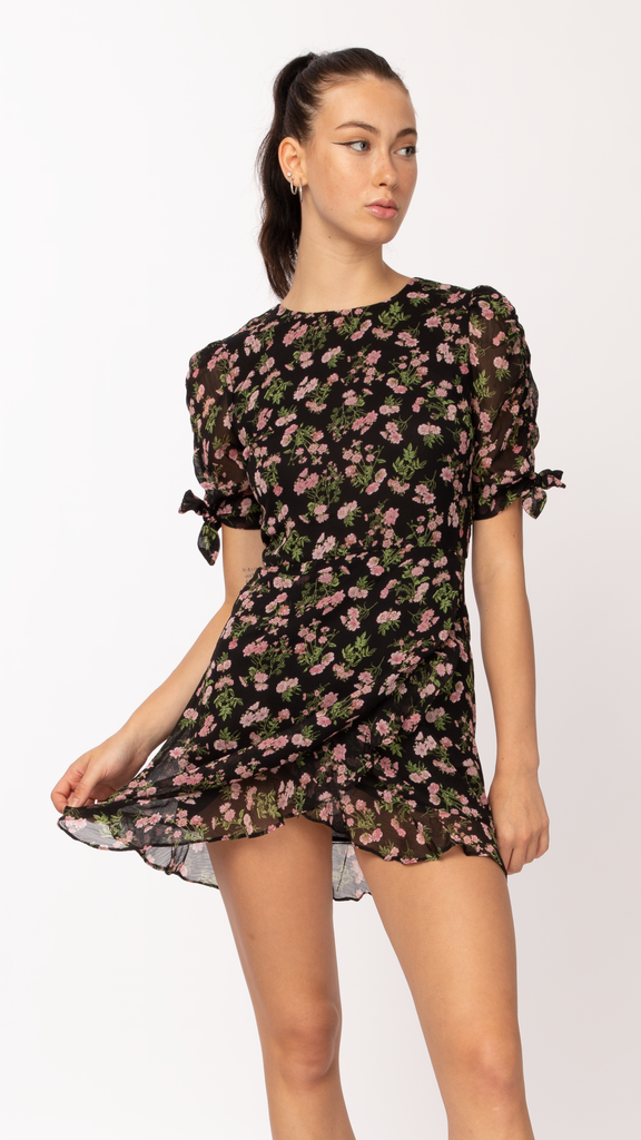Olivia - Livia Floral Dress | Clothing - Dresses