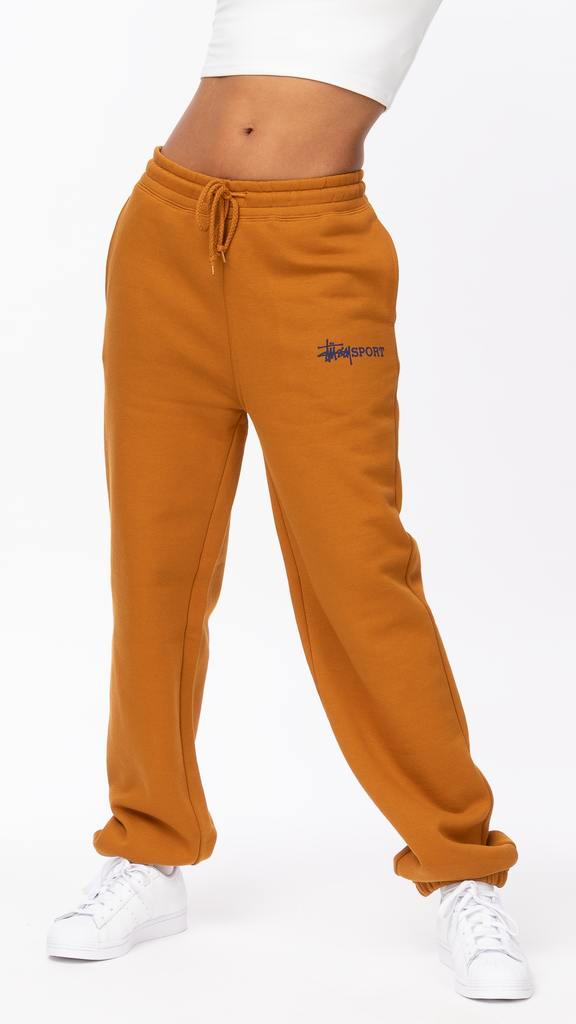 Stussy - Caramel Sport Sweatpant | Clothing - Bottoms - Joggers