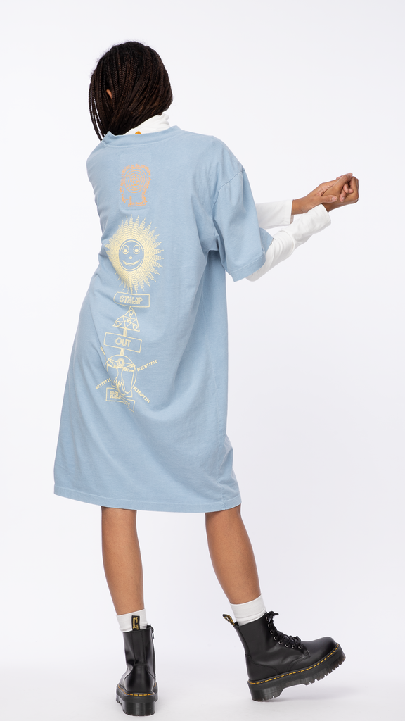 Brain Dead x North Face - T-shirt Dress | Clothing - Dresses