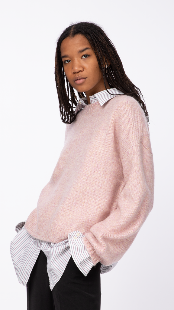 Mink Pink - Karter Knit | Clothing - Sweaters - Knits