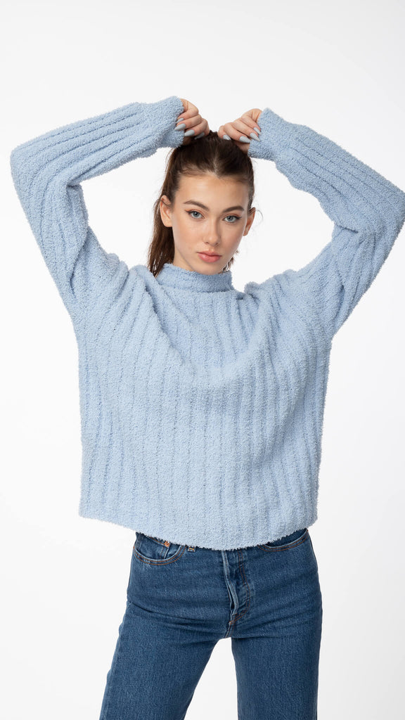 Sweet Dreams - Chambray Knit | Clothing - Sweaters - Knits