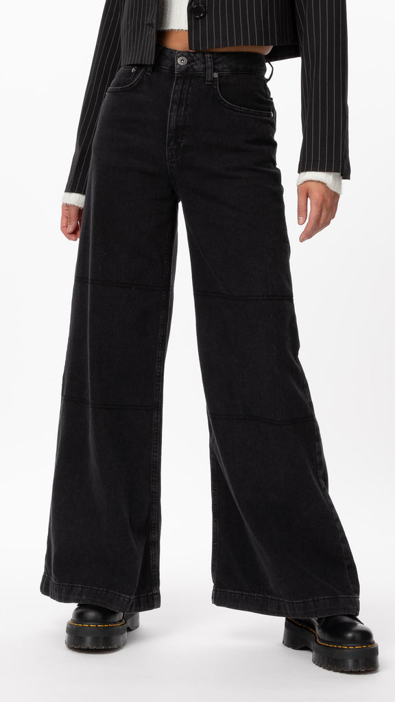 Ragged Priest - Charcoal Grueler Jean | Clothing - Bottoms - Pants