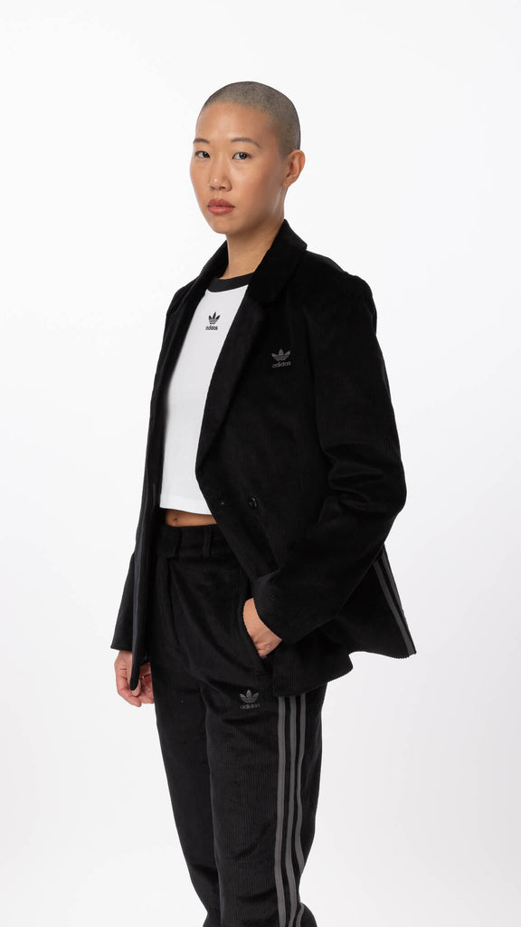 Adidas - Black Blazer | Clothing - Jackets & Coats - Blazers