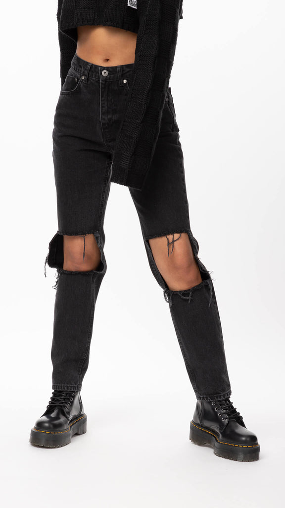 Ragged Priest - Charcoal Burner Jean | Clothing - Bottoms - Pants