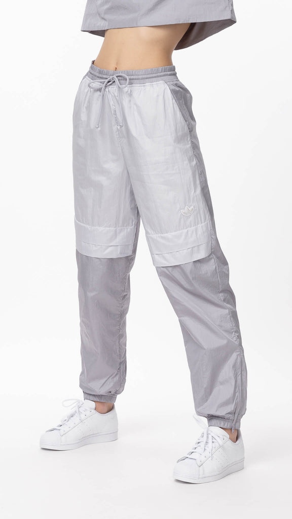 Adidas - Grey Cuffed Pant | Clothing - Bottoms - Joggers