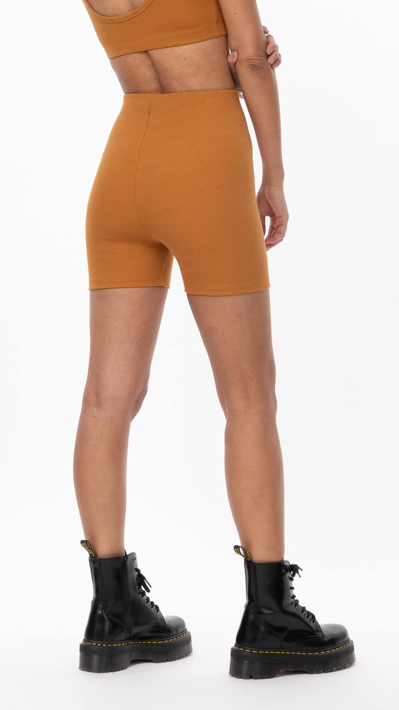 Eagan Park - Ginger Biker Short | Clothing - Bottoms - Shorts