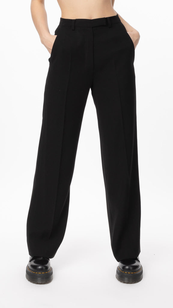 Byblos - Black L Pant | Clothing - Bottoms - Trousers