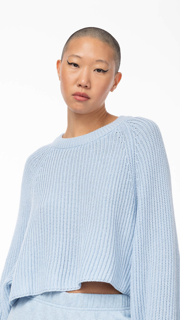 Sweet Dreams - Sky Leah Sweater | Clothing - Sweaters - Knits