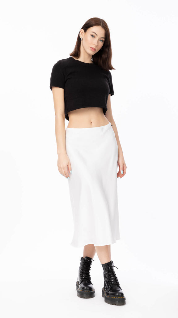 Sweet Dreams - White Lily Skirt | Clothing - Bottoms - Skirts