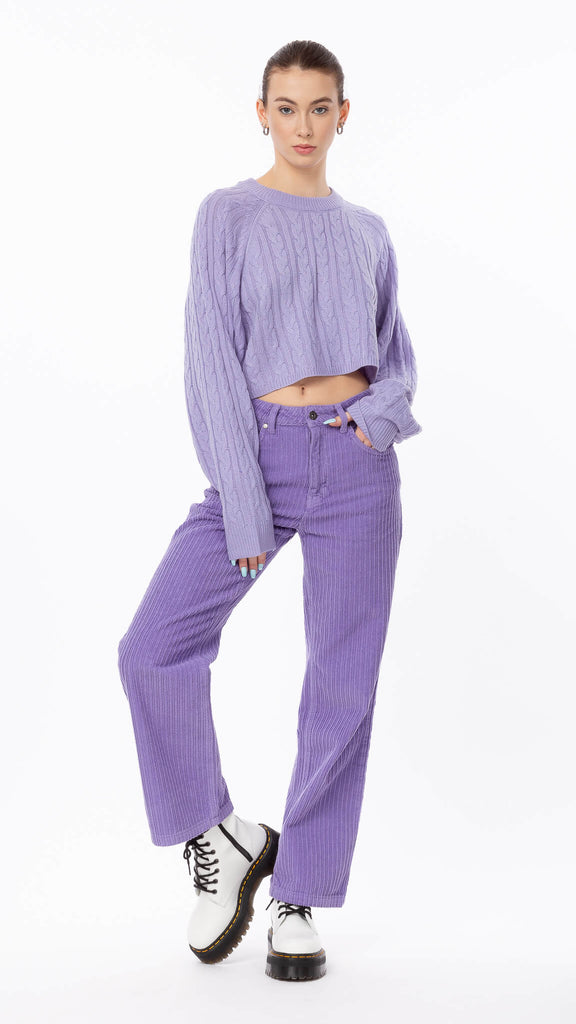Sweet Dreams - Iris Braided Knit | Clothing - Sweaters - Knits