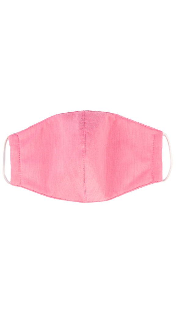 Facemask - Pink Cotton Soft Mask | Accessories - Masks