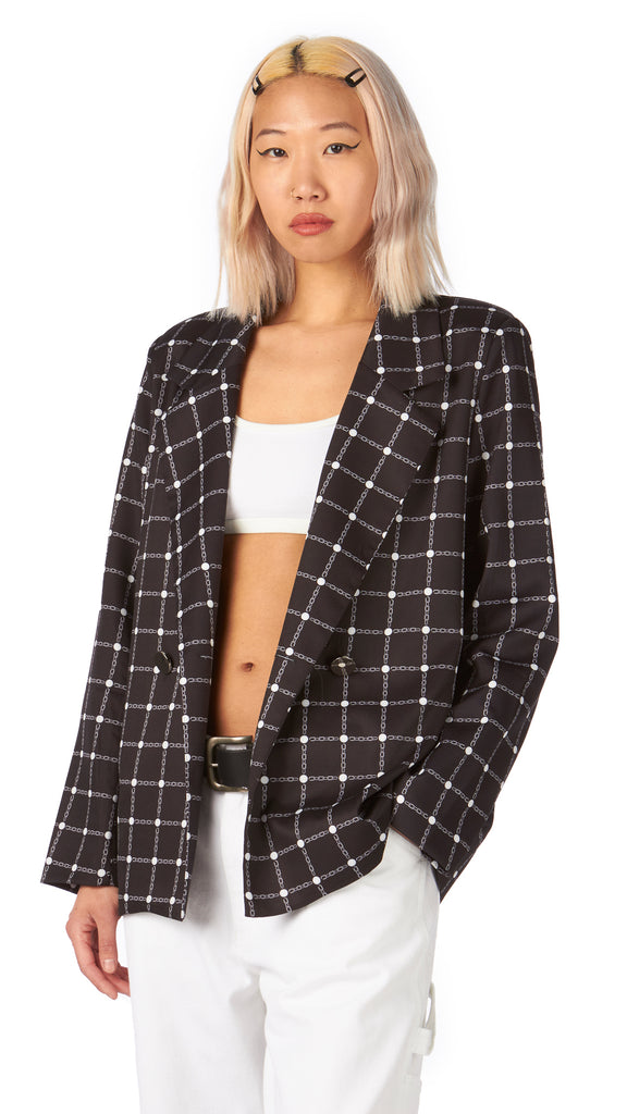 Daisy Street, Double Breast Jacket, Clothing - Jackets & Coats - Blazers - Editorial Boutique