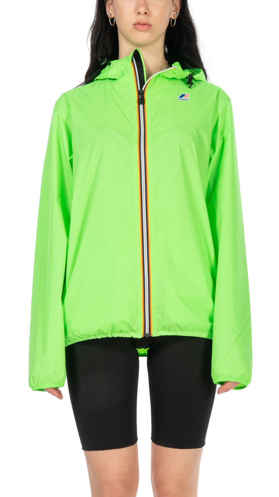 K-Way - Green Claude Jacket | Clothing - Jackets & Coats - Jackets