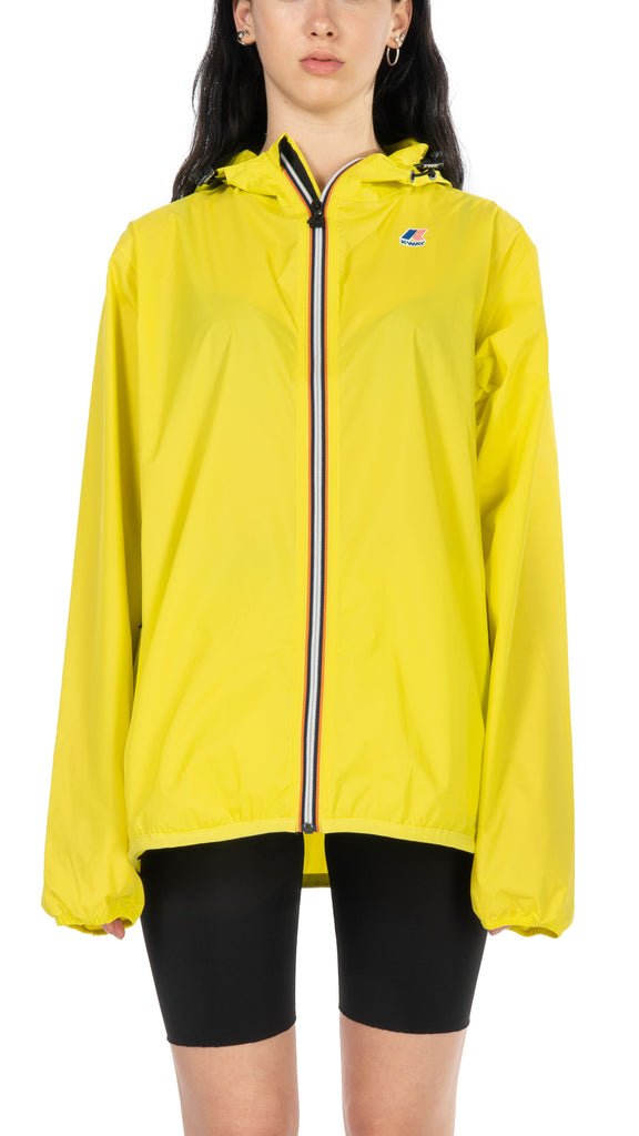 K-Way - Yellow Claude Jacket | Clothing - Jackets & Coats - Jackets
