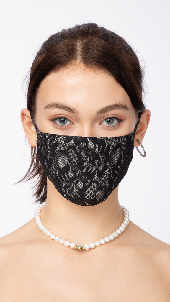 Insession - Lace Face Mask | Accessories - Masks