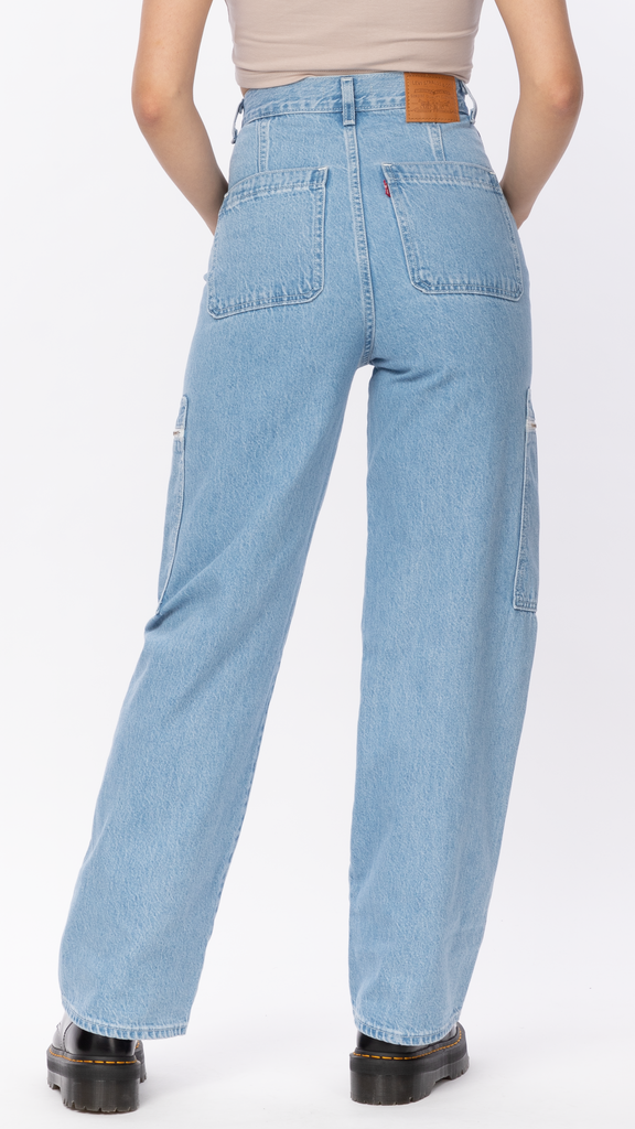 Levi's - Utility High Loose | Clothing - Bottoms - Pants